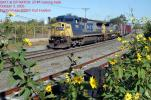 Conrail Pavonia Yard and Camden Running Tracks