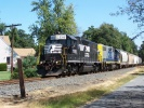 Conrail\\\'s Salem Running Track