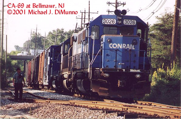 CA-69 at Bellmawr, NJ.