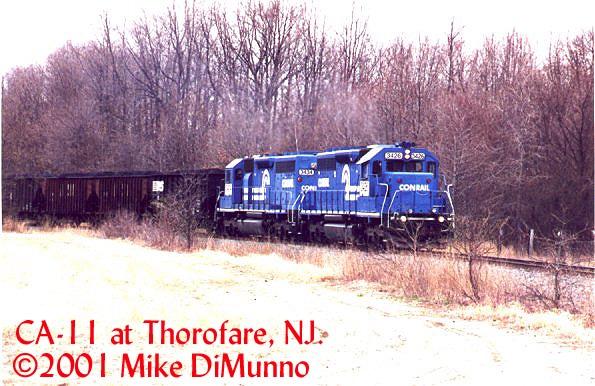 CA-11 at Thorofare, NJ.