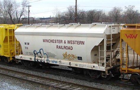 Winchester And Western Railroad Sjrail Com Wiki