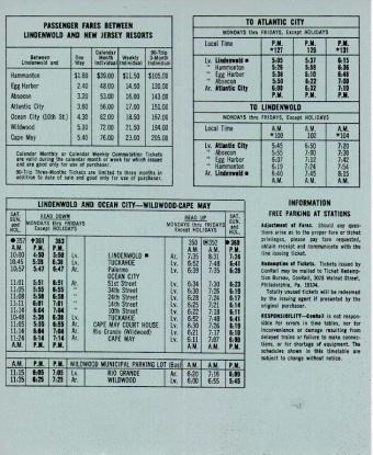 New Jersey Transit Rail Operations (Atlantic City Line